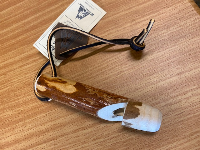 Wooden Whistle Image