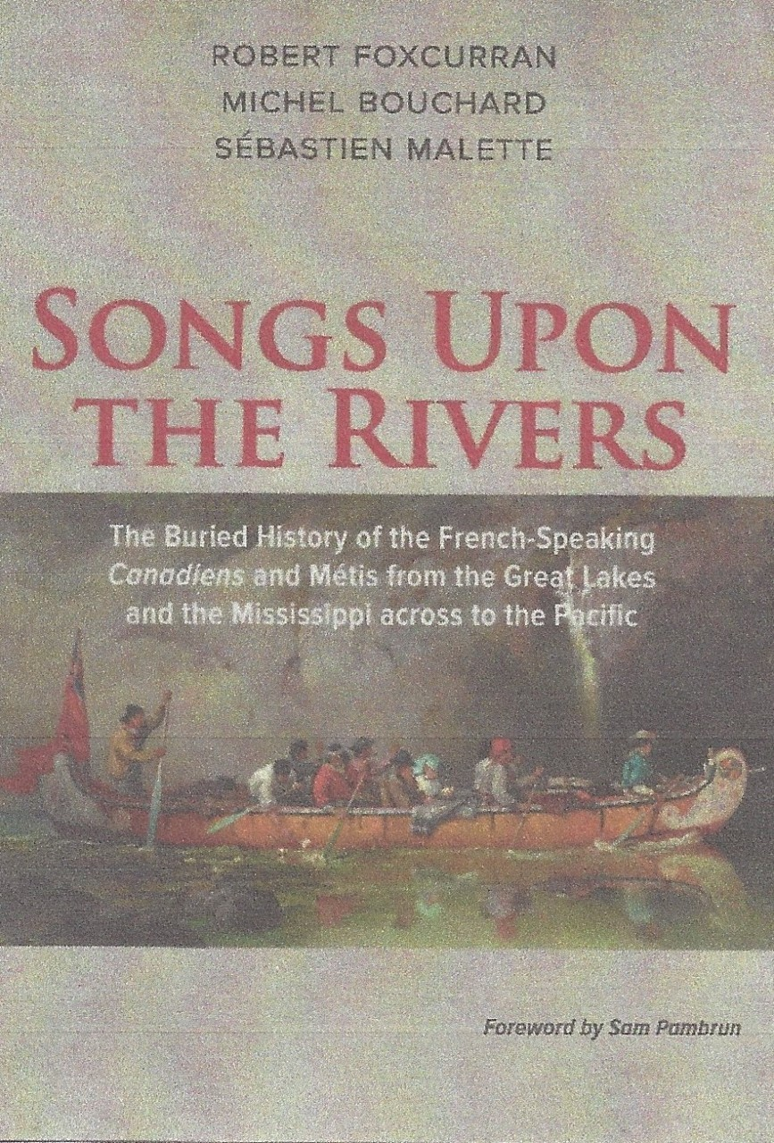 Songs upon the Rivers Author Talk